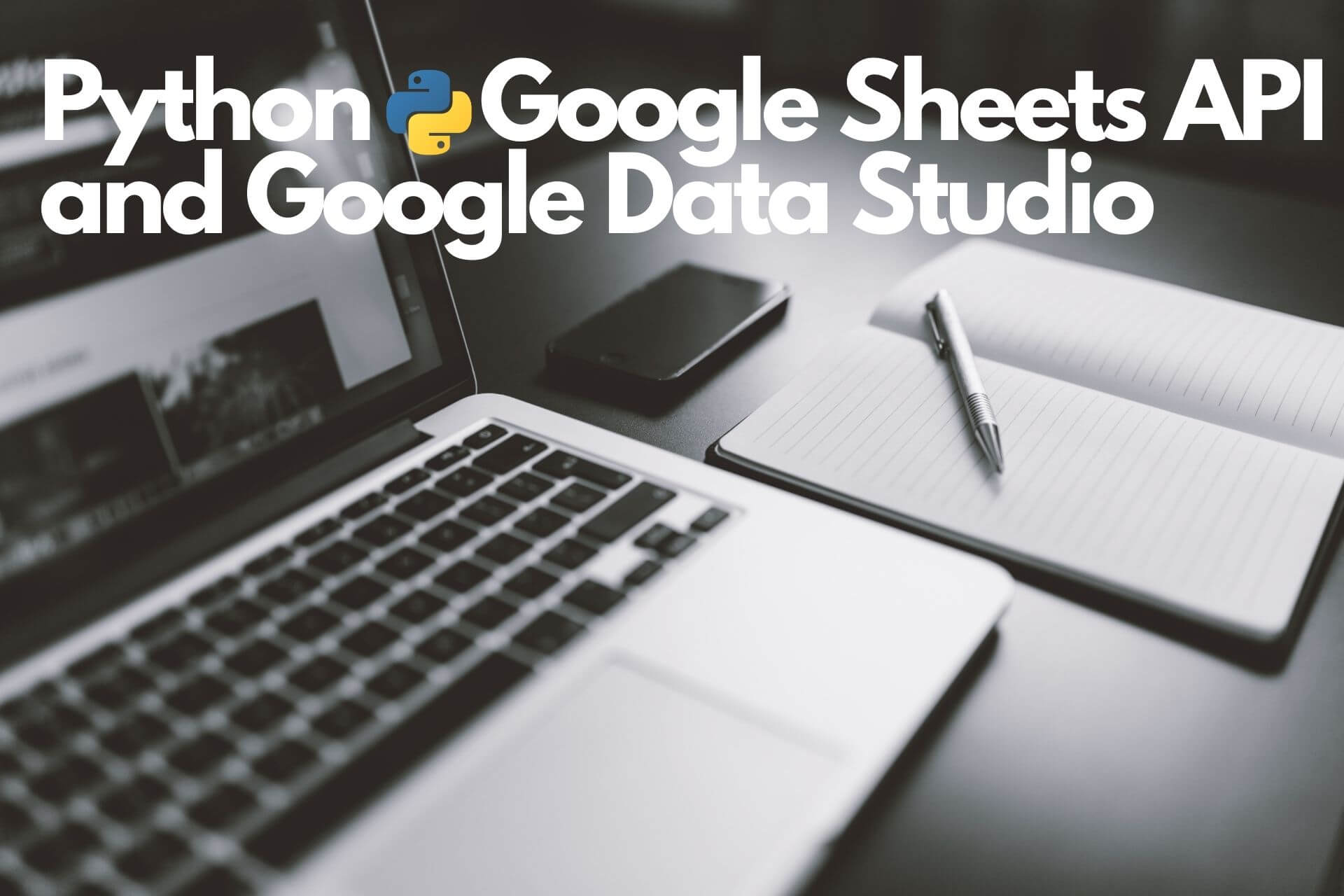 Python, Google Sheets, and Google Data Studio to Track the Number of Indexed Pages